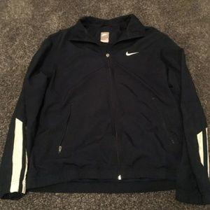 Nike Windbreaker (Navy)